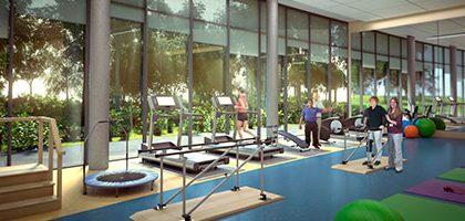 west park rehab gym