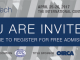 RoofTech invitation