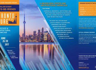 Toronto of the Future event