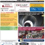 April 2016 GTA Construction Report cover