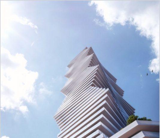 M City tower