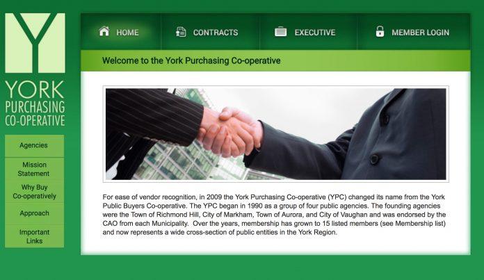 YPC website