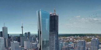 415 Yonge office building