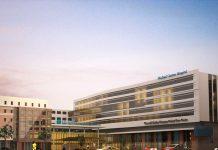 Michael Garron Hospital rendering