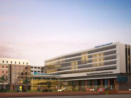 Michael Garron Hospital rendering