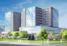 The MacKenzie Vaughan Hospital