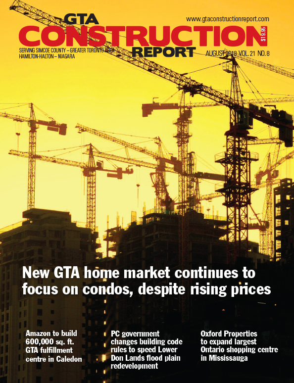 GTA August 2018 cover