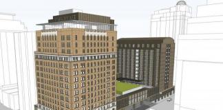 park hyatt project rendering